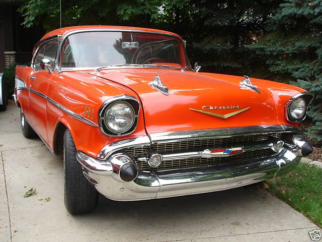more details - chevrolet belair 2 door hardtop sport coupe