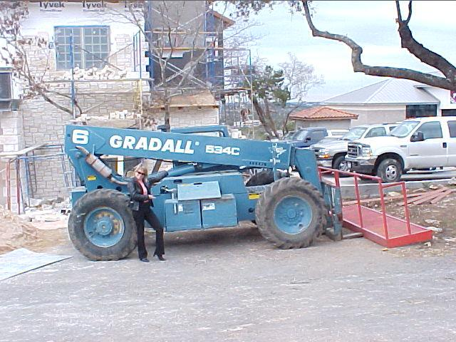 1997 Gradall 534 C-6 Forklift   at CarsBikesBoats.com in Round Mountain TX