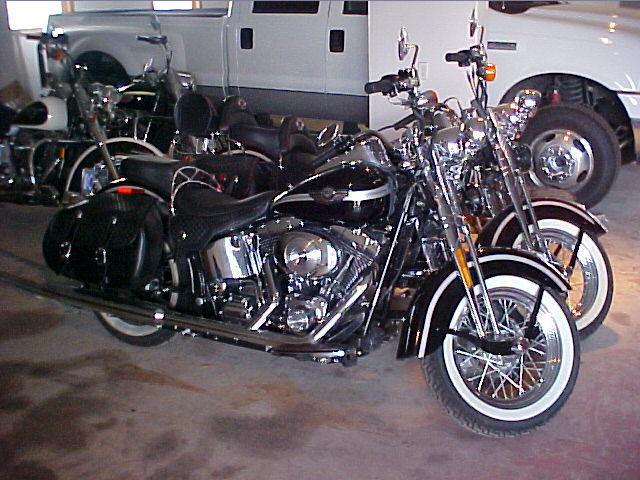 Harley-Davidson FLSTS Heritage Springer - 2003 Harley-Davidson FLSTS Heritage Springer - 2003 Harley-Davidson
