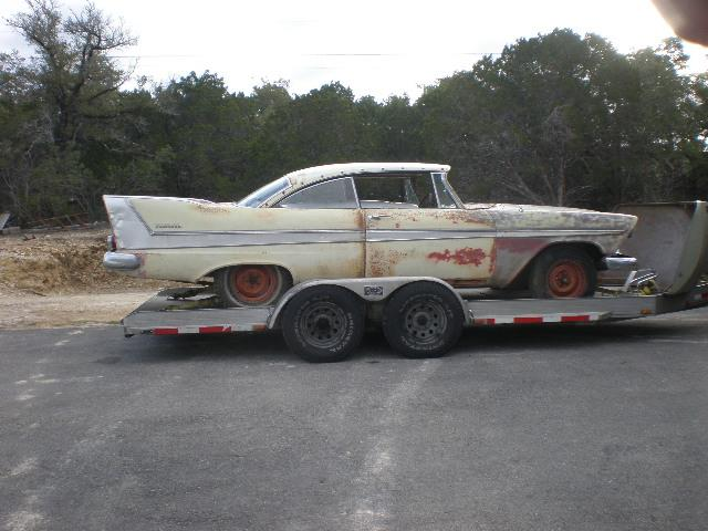 1958 Plymouth Belvedere 2 Door Hardtop at CarsBikesBoats.com in Round Mountain TX