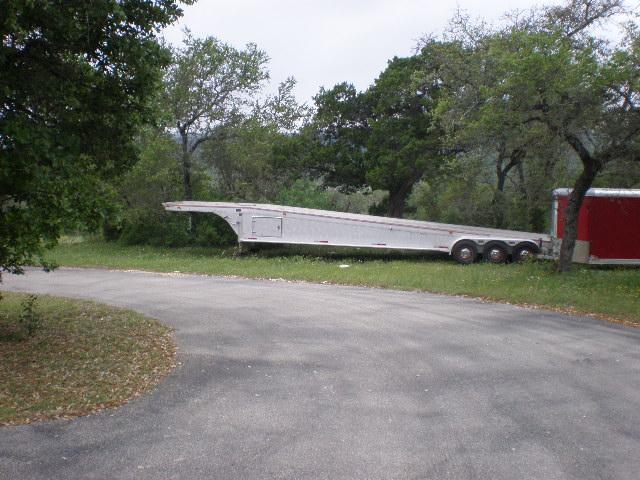 more details - tommy's trailer aluminum 48'