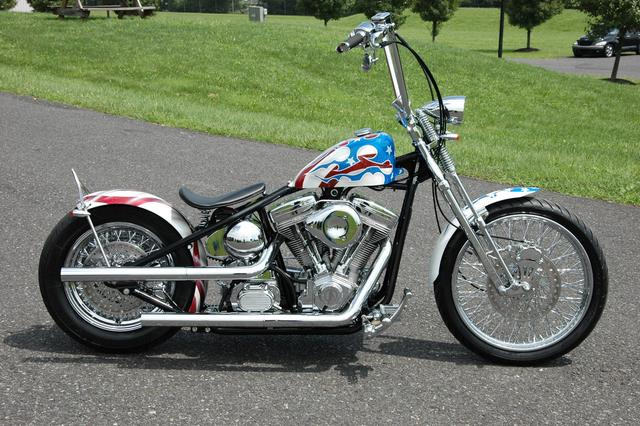 2009 Other ACM Red White & Blue Bobber!   image 01