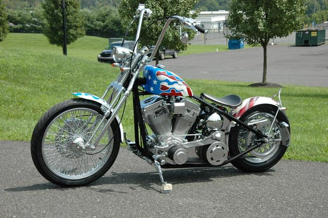 2009 Other ACM Red White & Blue Bobber!   thumbnail image 02