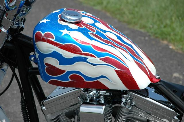 2009 Other ACM Red White & Blue Bobber!   thumbnail image 03