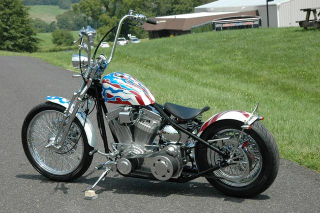 2009 Other ACM Red White & Blue Bobber!   image 04