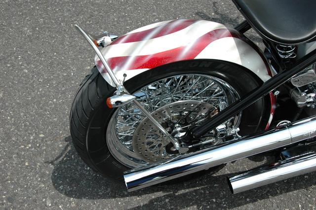 2009 Other ACM Red White & Blue Bobber!   image 05