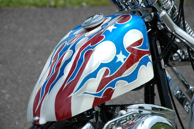2009 Other ACM Red White & Blue Bobber!   image 09