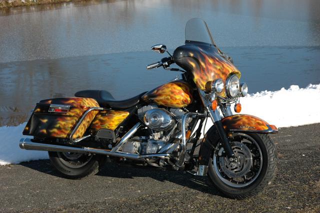 2005 Harley-Davidson ELECTRA GLIDE STANDARD FLHTI   image 01