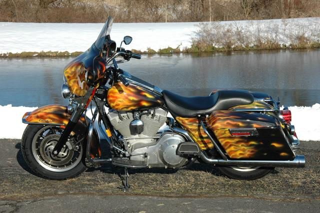 2005 Harley-Davidson ELECTRA GLIDE STANDARD FLHTI   image 03
