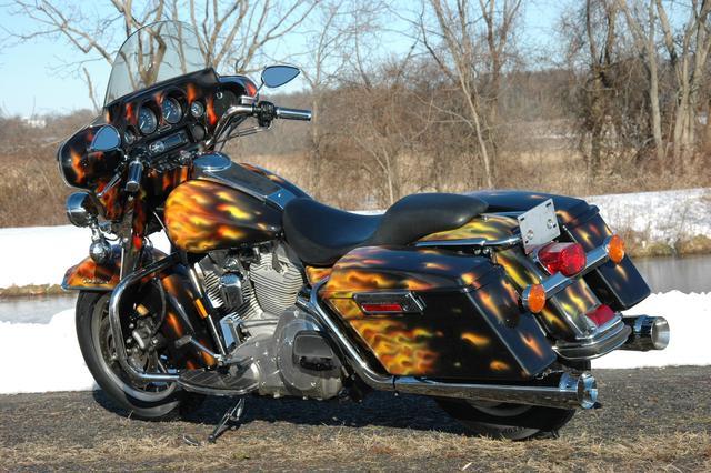 2005 Harley-Davidson ELECTRA GLIDE STANDARD FLHTI   image 04