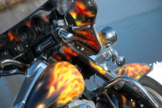 2005 Harley-Davidson ELECTRA GLIDE STANDARD FLHTI   image 06