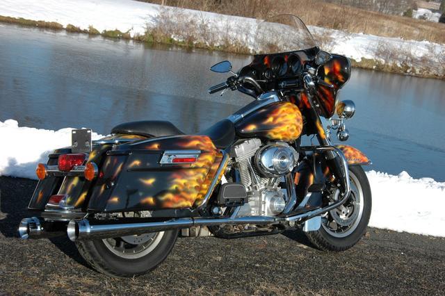 2005 Harley-Davidson ELECTRA GLIDE STANDARD FLHTI   image 07