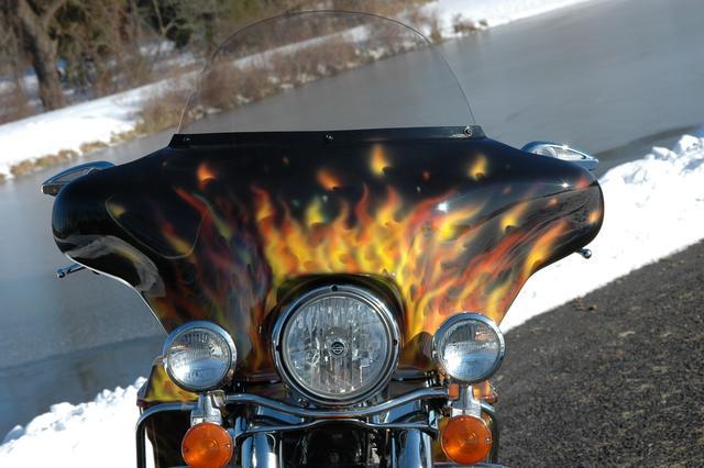 2005 Harley-Davidson ELECTRA GLIDE STANDARD FLHTI   image 08