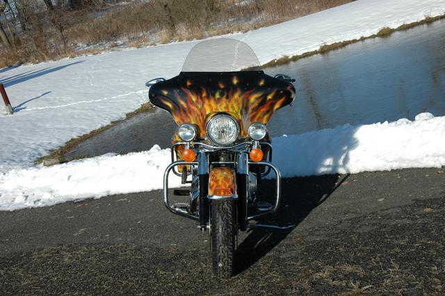 2005 Harley-Davidson ELECTRA GLIDE STANDARD FLHTI   image 09