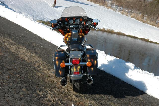 2005 Harley-Davidson ELECTRA GLIDE STANDARD FLHTI   image 10