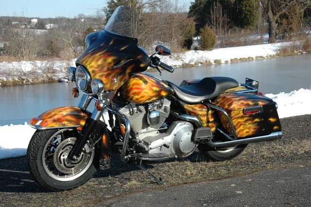 2005 Harley-Davidson ELECTRA GLIDE STANDARD FLHTI   image 11