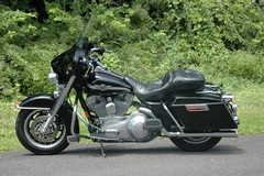 more details - harley-davidson 100th anniversary harley electra glide