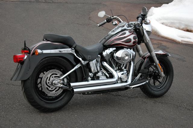 2006 Harley-Davidson FATBOY SOFTAIL   image 06