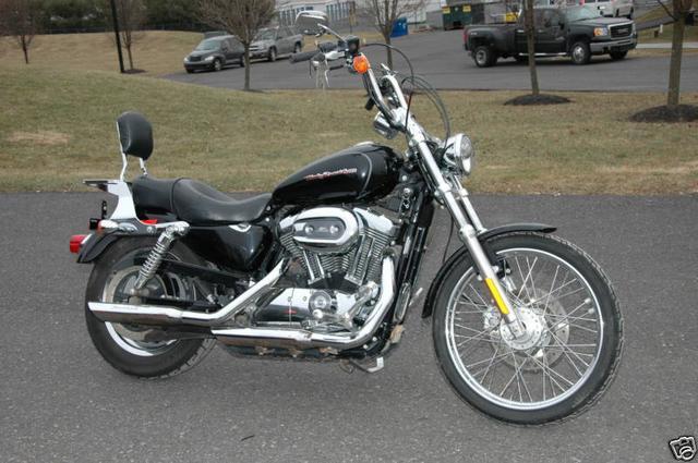 2006 Harley-Davidson SPORTSTER CUSTOM   image 01