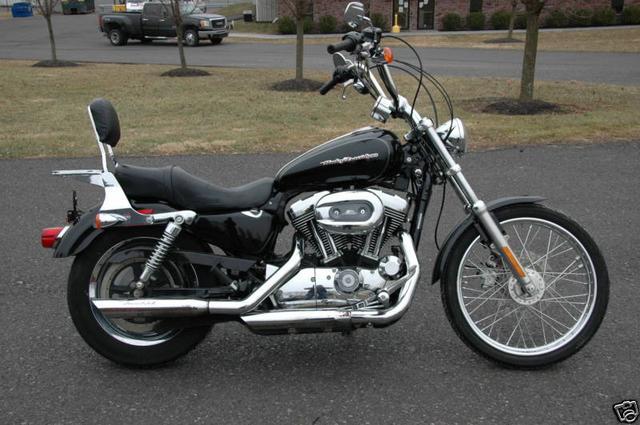 2006 Harley-Davidson SPORTSTER CUSTOM   image 05