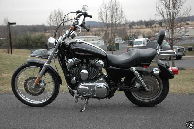 2006 Harley-Davidson SPORTSTER CUSTOM   image 08