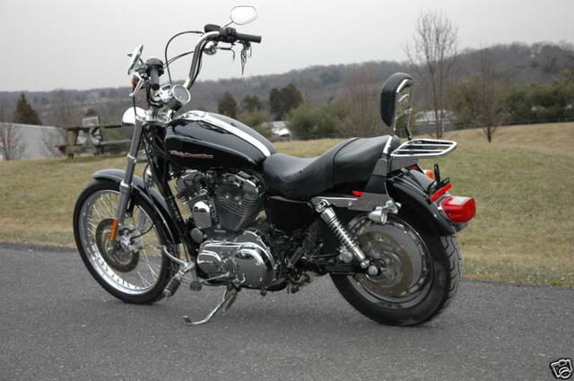 2006 Harley-Davidson SPORTSTER CUSTOM   image 09