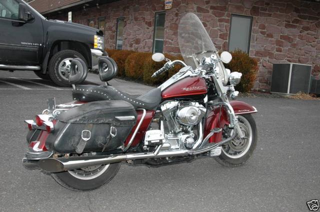 2000 Harley-Davidson ROAD KING FLHRI   image 01