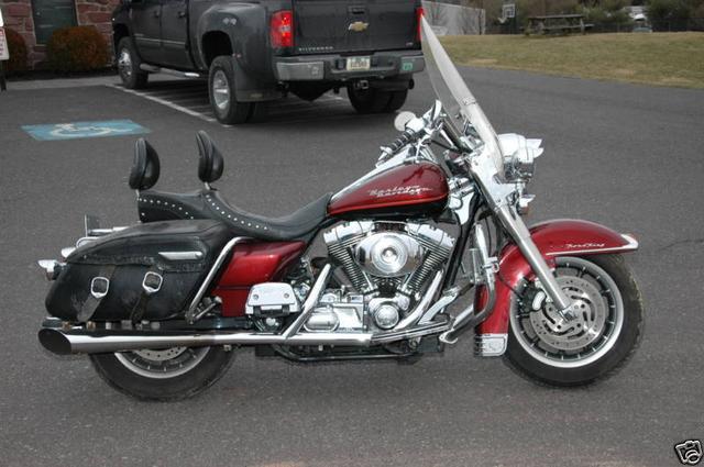 2000 Harley-Davidson ROAD KING FLHRI   image 06