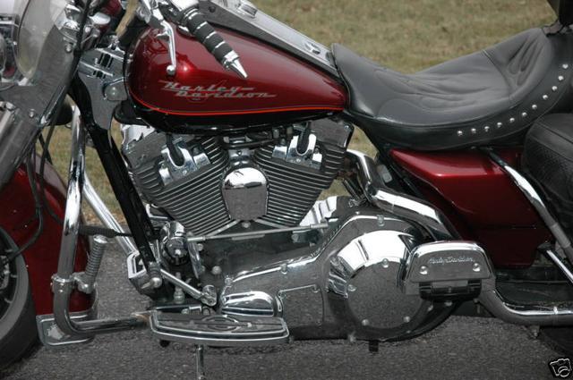 2000 Harley-Davidson ROAD KING FLHRI   image 10