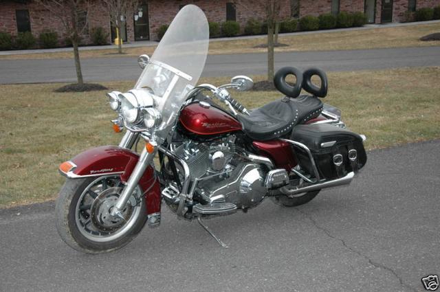 2000 Harley-Davidson ROAD KING FLHRI   image 11