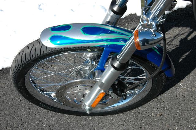 2007 Harley-Davidson SOFTAIL NIGHT TRAIN FXSTB   image 04