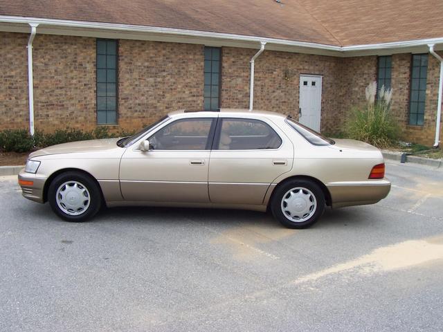 Lexus LS 400 4DR - 1993 Lexus LS 400 4DR - 1993 Lexus 4DR