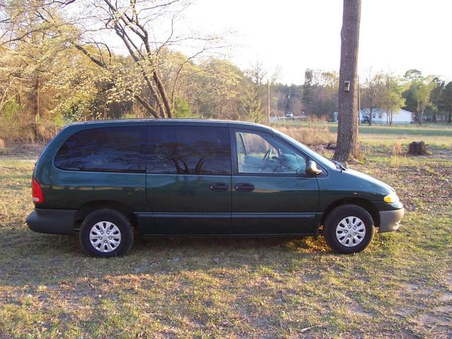Plymouth Voyager GRAND - 1999 Plymouth Voyager GRAND - 1999 Plymouth GRAND