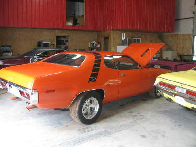 Plymouth Roadrunner - 1971 Plymouth Roadrunner - 1971 Plymouth