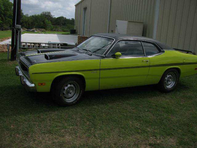 Plymouth Duster - 1970 Plymouth Duster - 1970 Plymouth