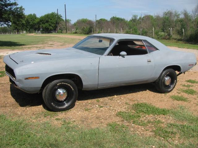 Plymouth Barracuda 'Cuda - 1970 Plymouth Barracuda 'Cuda - 1970 Plymouth 'Cuda