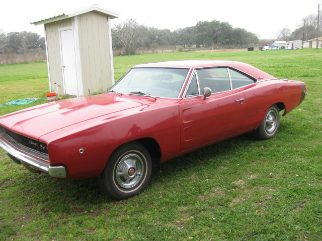 1970 Plymouth Barracuda Two-Door Coupe in Cuero TX from Lucas Mopars