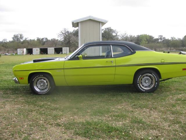 Plymouth Duster - 1970 Plymouth Duster - 1970 Plymouth