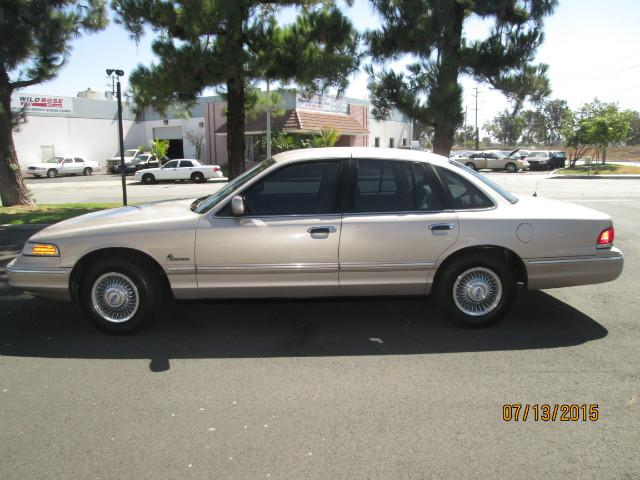 Ford Crown Victoria CNG - 1997 Ford Crown Victoria CNG - 1997 Ford CNG
