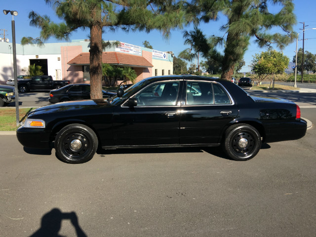 Ford Crown Victoria - 2007 Ford Crown Victoria - 2007 Ford