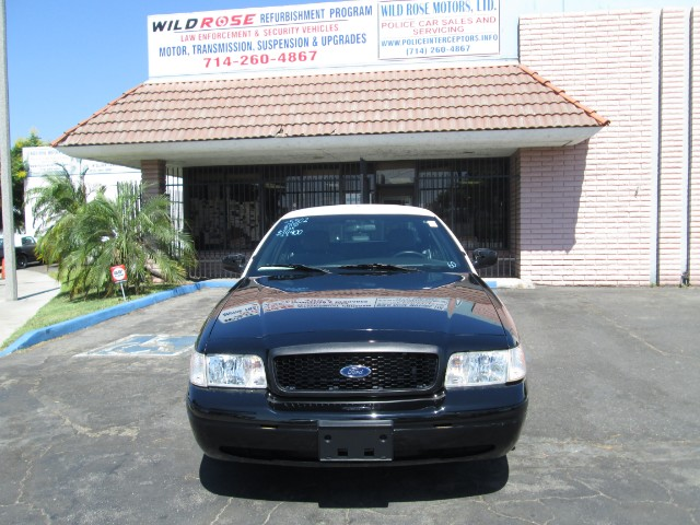 Ford Crown Victoria Police Interceptor - 2010 Ford Crown Victoria Police Interceptor - 2010 Ford Police Interceptor