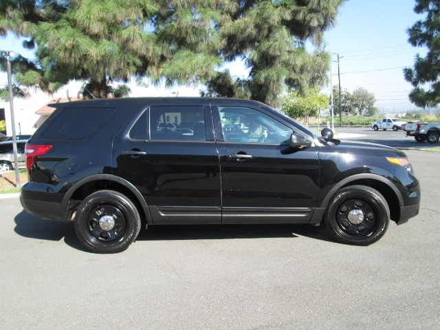Ford Explorer Police Interceptor - 2014 Ford Explorer Police Interceptor - 2014 Ford Police Interceptor