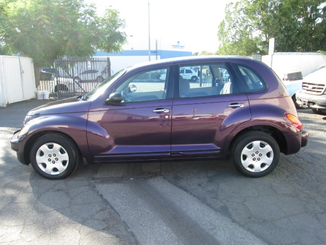 more details - chrysler pt cruiser