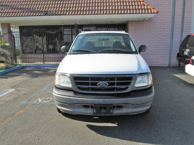 Ford F-150 2WD Regular Cab CNG - 2003 Ford F-150 2WD Regular Cab CNG - 2003 Ford 2WD Regular Cab CNG