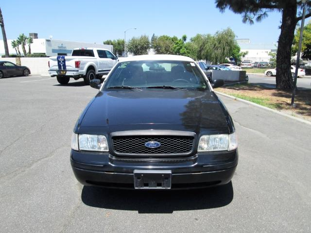 Ford Crown Victoria Police Interceptor - 2008 Ford Crown Victoria Police Interceptor - 2008 Ford Police Interceptor