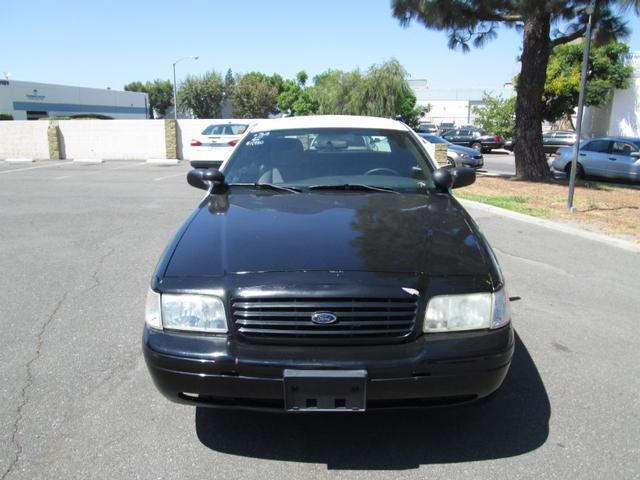 Ford Crown Victoria Police Interceptor - 2011 Ford Crown Victoria Police Interceptor - 2011 Ford Police Interceptor