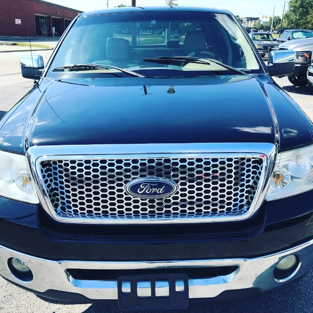 Ford F-150 2WD Lariat SuperCrew - 2006 Ford F-150 2WD Lariat SuperCrew - 2006 Ford 2WD Lariat SuperCrew