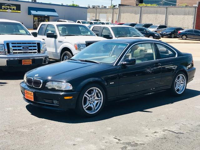 BMW 3 Series 330Ci - 2002 BMW 3 Series 330Ci - 2002 BMW 330Ci
