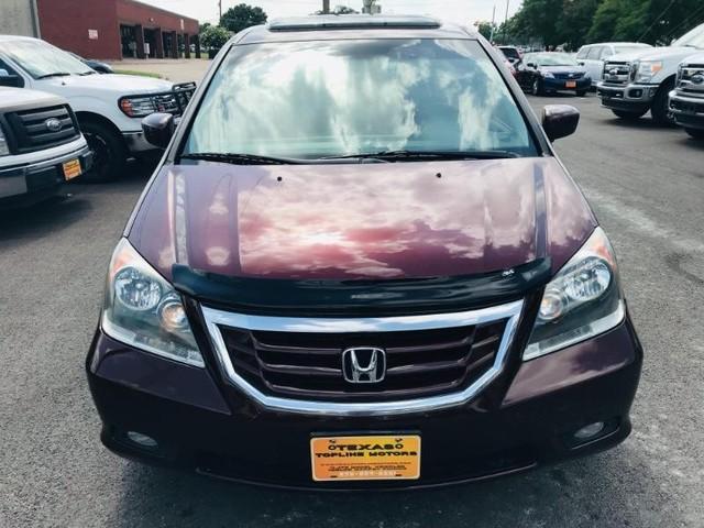 Honda Odyssey Touring - 2010 Honda Odyssey Touring - 2010 Honda Touring