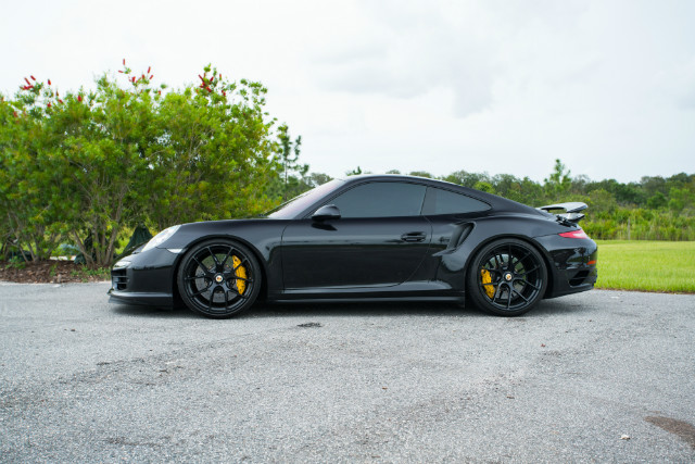 Porsche 911 Turbo S - 2014 Porsche 911 Turbo S - 2014 Porsche Turbo S